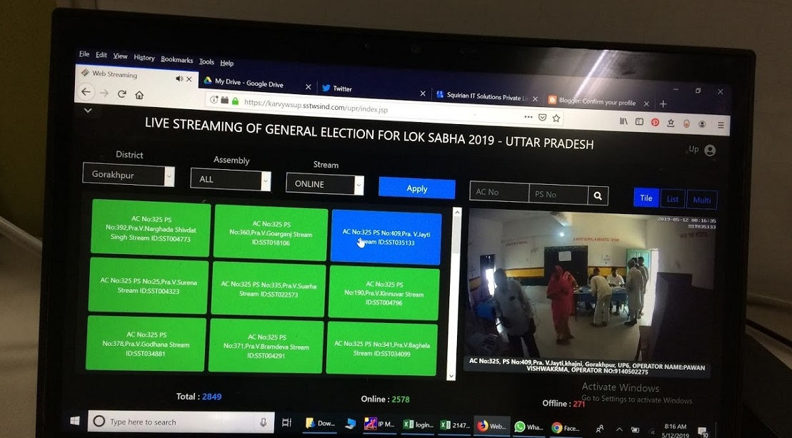 live webcasting in election image cloudlity